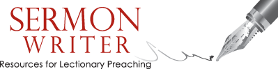 Sermon Writer Sticky Logo