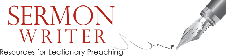 Sermon Writer Sticky Logo Retina