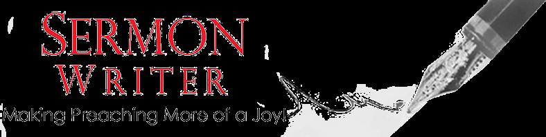Sermon Writer Retina Logo